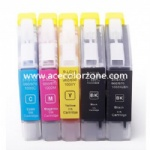 LC10/37/51/57/960/970/1000 XL BK,C,M,Y Ink Cartridge