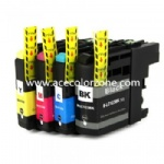 LC123 BK ,C ,M ,Y Ink Cartridge