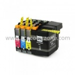 LC-10E BK, LC-10E C, LC-10E M, LC-10E Y Ink Cartridge