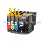 LC-20E BK, LC-20E C, LC-20E M, LC-20E Y Ink Cartridge