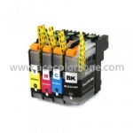 LC201BK , LC201C ,  LC201M , LC201Y Ink Cartridge