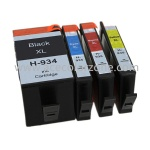 HP 934XL BK 935XL C M Y Compatible ink cartridge